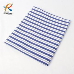 Larghezza 100% del cotone 20*20 88*61 150cm con la riga tessuti dell'abito dell'ospedale del reticolo