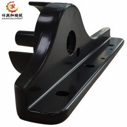 OEM Custom la production de masse des composants de construction métallique en aluminium moulage sous pression