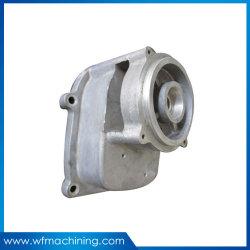La precisione personalizzata di alluminio il coperchio del motore del motociclo della pressofusione