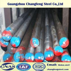 S45C S50C de l'acier en acier au carbone à barre ronde