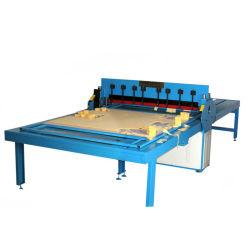 Tagliatrice automatica dell'accumulazione del gancio del libro del campione del campione del tessuto/cascata del campione
