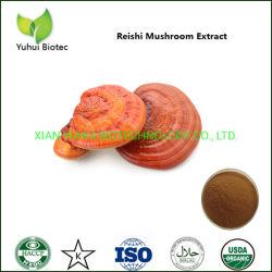 Duanwood polvo Extracto de hongo Reishi rojo