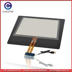 19Industriales en la pantalla táctil de la interfaz USB PRO-Cap, la tecnología Multi-Touch
