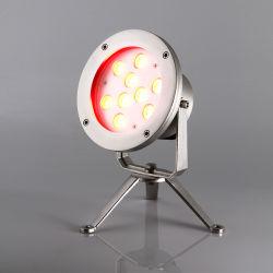9X3w IP68 316ss LEDの水中照明セット