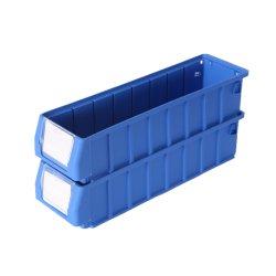 Cajón de plástico para almacén de estanterías y armarios de alambre