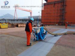 Route de la machine à polir la surface de béton grenaillage Machine