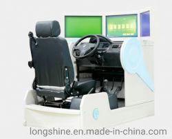 الجودة العالية 3 شاشات سيتي كار القطار القيادة محاكاة