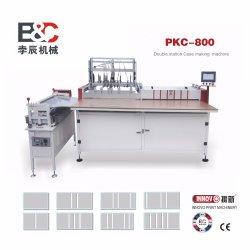 La PKC-800 Station double cas Making Machine/Semi-Auto Hardcover Making Machine/Album Making Machine