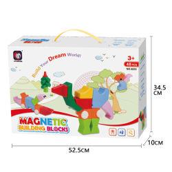 플라스틱 빌딩 블록 벽돌 아기 장난감