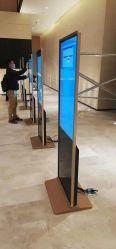 androïde Digitale Signage 47 '' Binnen Freestanding Draadloze USB Adverterende Speler