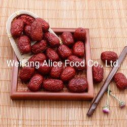 Экспорт Китая Синьцзян сухой дата красного сухого Jujube Jujube