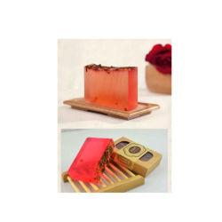 最もよいデザイン美の花の香料入りのゲストはハンドメイドの石鹸オイルの石鹸Bsj-Jyz-9を石鹸で洗う