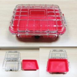 Los pequeños Shakeproof universal Caja de plástico resistente al agua para la electrónica