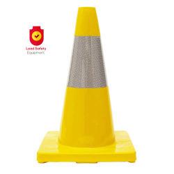 """12"""" 맞춤형 노란색 플라스틱 보안 플라스틱 PVC 트래픽 콘 30cm"""