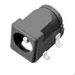 Minienergiejack-Kontaktbuchse-Verbinder Pin 12V 4 Gleichstrom-SMT