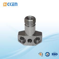 CNC алюминия высокой точности подвергая круговые части механической обработке машины