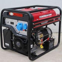 2kW 2KVA 2000W 3kw 3kVA 3000W 5kW 5kVA 5kVA 5000W 6kW 6KVA 6000W 7kVA 7kW 7000W 8kW 8kVA Honda 무음 전력 핸들 및 휠이 있는 이동식 가솔린 가솔린 발전기