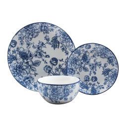 16pcs Fine Porzellan Tischset Essgeschirr Billig Pad Druck Abendessen
