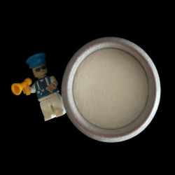 Carboxy Methyl السليلوز الصوديوم CMC لمسحوق اللوندر