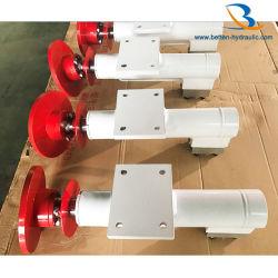 Cilindro idraulico dell'intelaiatura di base della gru su ordinazione per la macchina della costruzione
