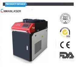 Saldatrice calda poco costosa del laser della fibra di vendita 1000W 1500W 2000W per acciaio inossidabile/carbonio/rame/di alluminio