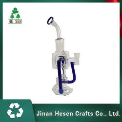 Freie Glasflaschen für Verkaufs-Huka mit dem Rauchen der 2 Schlauch-Huka Shisha