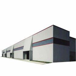 Preiswertes helles Stahlkonstruktion Peb Flugzeug-Hangar-Lager-Werkstatt-vorfabriziertgebäude