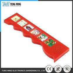 Electronics brinquedos para bebés de plástico de módulo de som digital do gravador de voz
