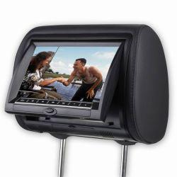 7-дюймовый автомобильный подголовник DVD +AV с устройства USB/SD/Game/IR
