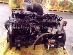 6 cilindros del motor diesel Cummins 6ctaa8.3-C260 para Volvo, Komaisu, Daewoo, Hitachi, Cat Caterpillar, Doosan, Kobelco