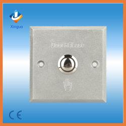 Le contrôle des accès porte Bouton poussoir tactile/Touch pour le bouton Quitter