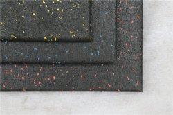 Установите противоскользящие резиновые оптовой плитки пола резиновые Pavers для спортзал Тренажерный зал