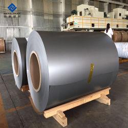 El color de la placa de aluminio recubierto con PE/hoja/PVDF revestimiento epoxi/