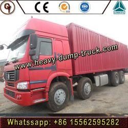 Sinotruk HOWO 371HP 8X4 Van véhicule d'entraînement droit
