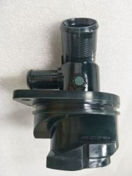 Saco 9640868280 phenoplastisches Thermostat-Plastikgehäuse und Kühlmittel-Flansch