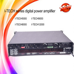 I-Tech 9000HD 2-kanaals digitale audio DJ-versterker Prijsenergie Versterker Professional