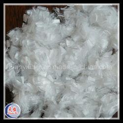 Water-Soluble PVA fibra utilizada em 20/40/60/90 Grau C Têxteis de Água