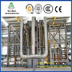 Vollautomatischer Spanplatten-Produktionszweig Maschinerie für die 1220X2440mm Spanplatte