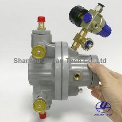 Un moyen de la colle pneumatique de la pompe à air avec vanne de régulation de pression pour machine d'impression
