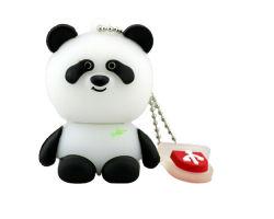 Привод пера мультфильм Bearcat 16ГБ флэш-накопитель USB Panda животных флэш-памяти Memory Stick диск подарок