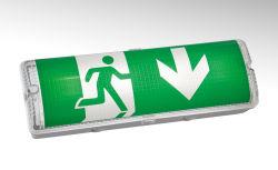 Индикатор аварийного освещения щитка передка