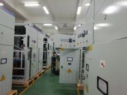 Projet d'outremer de moyenne tension condensateur pour l'usine de ciment pour améliorer le facteur de puissance en réduisant le projet de loi de l'électricité