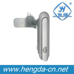 Yh9623 цинкового сплава двери ручку поворотного механизма блокировки плоскости