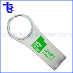 会社のギフトのための小型金属USBのフラッシュ駆動機構のディスク