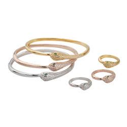 Schlange-Schmucksache-Form-Schmucksache-Armband-Armband schellt Fabrik-Großverkauf
