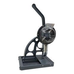 Presse à main semi-automatique bannière Flex oeillets bâche Poinçonneuse Carton oeillet à oeillet perforateur bouton Device 5,5mm Poinçonneuse boutons 10mm 12mm