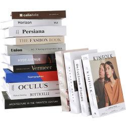 Kp Grosso vários artigos de alta qualidade livro caixa Caixa de escora Livro decorativas decoração Modelo Livros