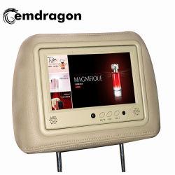Publicidade HD player 9 polegadas quiosque de apoio-de-táxi Telas de Publicidade da Máquina para carros de sinalização digital LCD em stock e com bom preço e curto tempo de espera