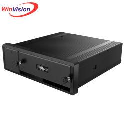 Dahua Mcvr6208 내장 GPS RS232 RS485 WiFi 8 채널 1080p SD 카드가 장착된 HD 3G 4G 모바일 DVR