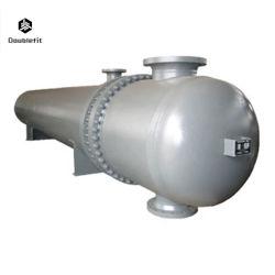 Permutador de calor de aço inoxidável tubo vaso de pressão para venda